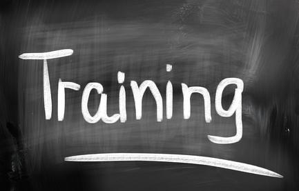 Treat training like someone died!